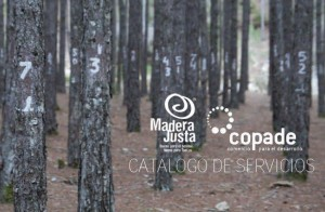Nuevos servicios Copade-Madera Justa