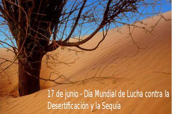 Lucha contra la desertificación