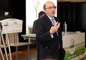 Ignacio Ferrero Muñoz, Profesor de Etica de la Empresa y Decano de la Facultad de Ciencias Económicas y Empresariales de la Universidad de Navarra