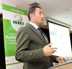 Manuel Lainez Andrés, Director del Instituto Nacional de Investigación y Tecnología Agraria y Alimentaria (INIA)