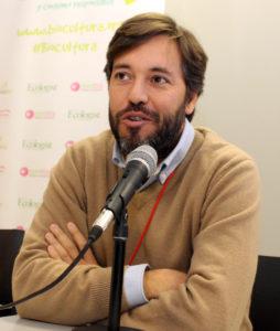 Vicente Ruiz, director de OEC.