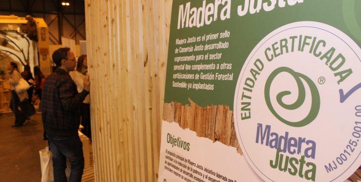 madera justa