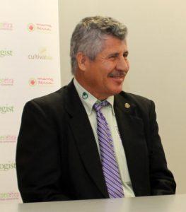 Joel Pacheco Mangandi, Presidente de FORESCOM